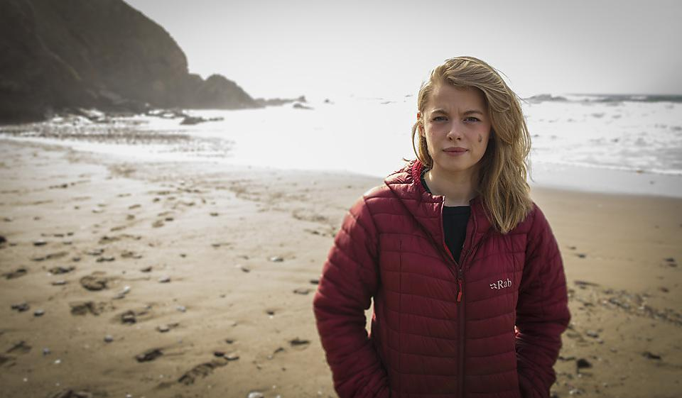 Dr Imogen Napper Researching Plastic Pollution Within The