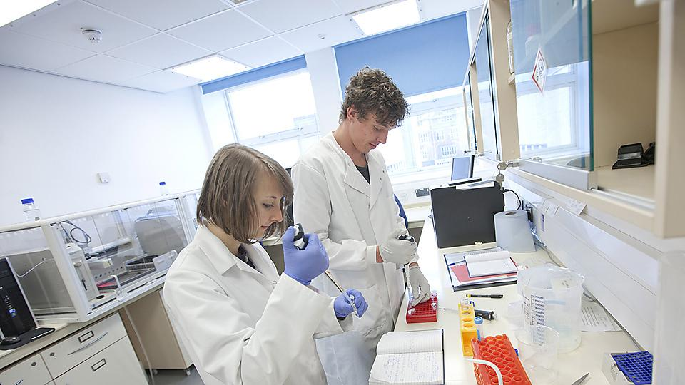 MSc Biomedical Science - University of Plymouth